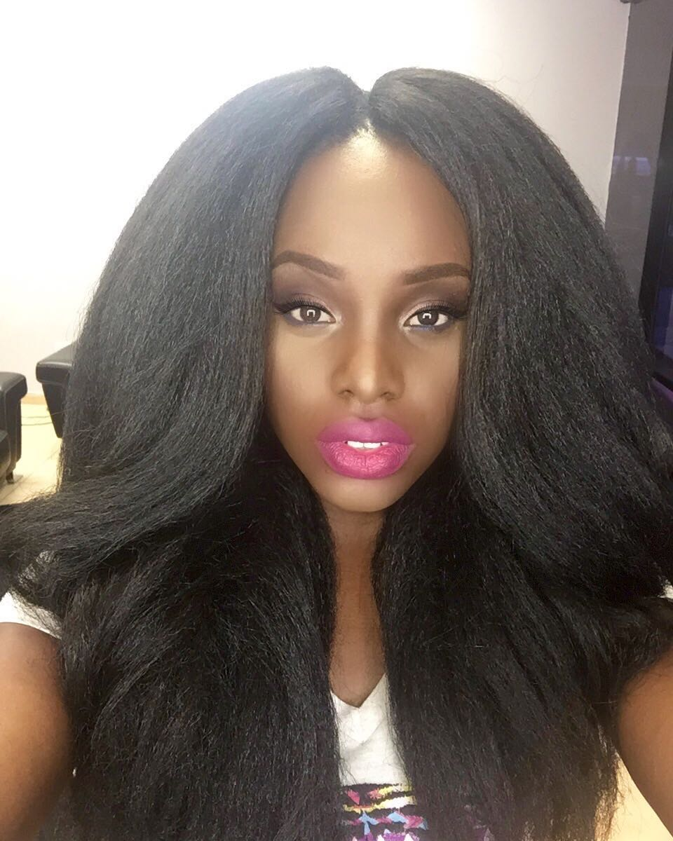Crochet braids for Black women - Protective hairstyles cute NHP Approved