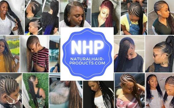 lemonade braids NHP approved