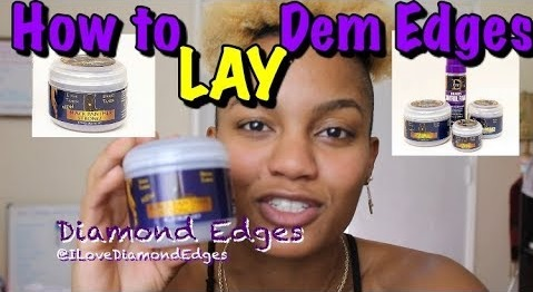 Best edge control for 4C hair coarse reviews. nhp-best-edge-control-for-coarse-hair-Black-Panther-Strong-Edge-Braid-Control-Pomade NHP naturalhair-products melissa lee