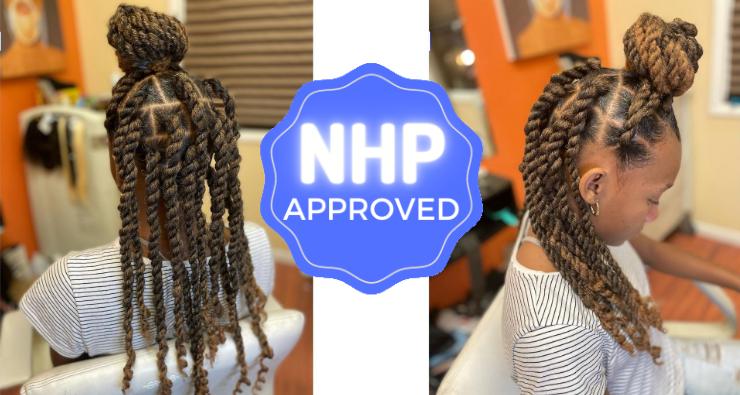 Twist Hairstyles NHP Approved Black Women Black Girls Kids