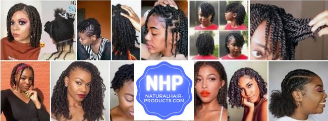 twist hairstyles NHP approved